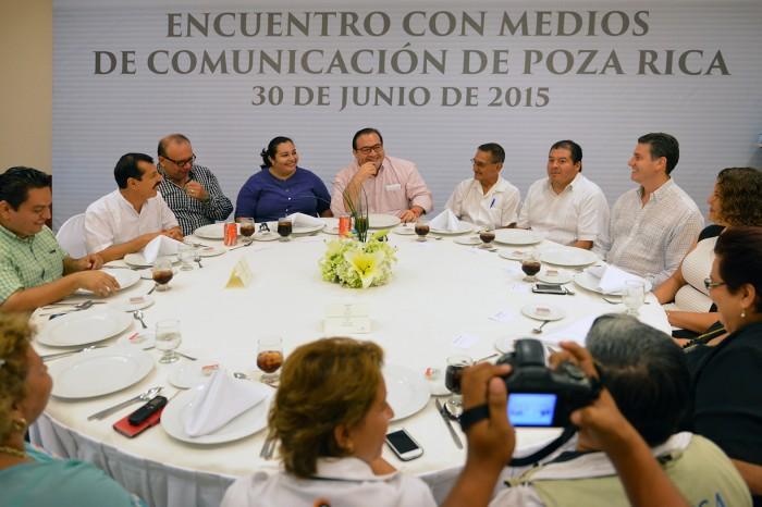 Duarte dice que periodistas tienen vínculos con delincuencia