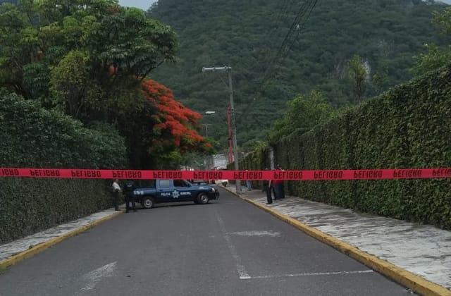 Abandonan bolsa con restos humanos en Orizaba