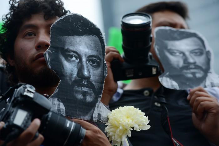 EPN condena las agresiones y ataques en contra de periodistas