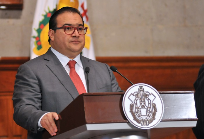 Duarte respondió preguntas de la PGJDF por más de una hora