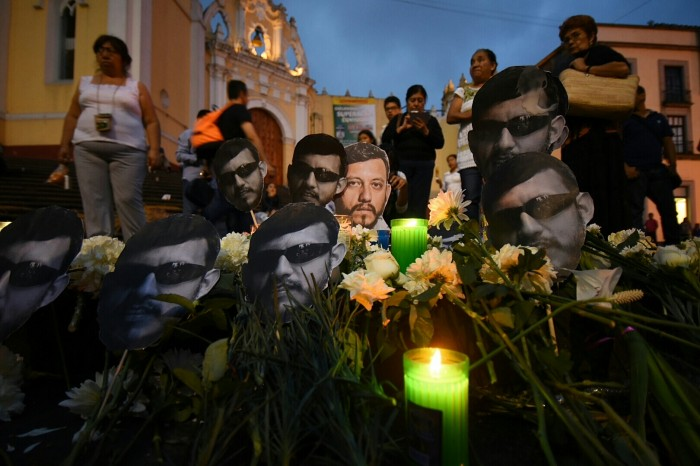 Personalidades envían carta a EPN por asesinatos de reporteros