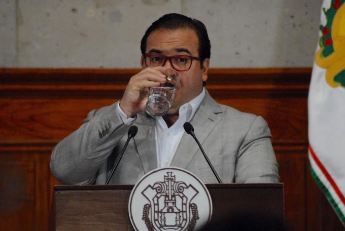 Javier Duarte se queja de linchamiento por caso Rubén Espinosa