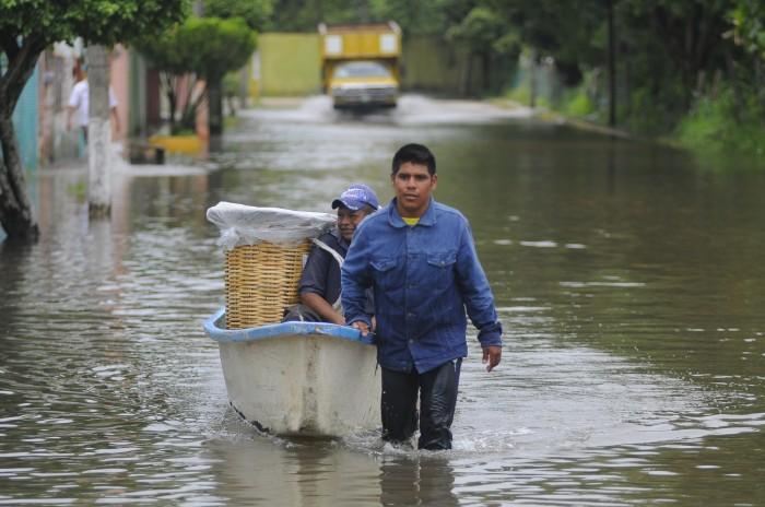 Gobernación declara Emergencia para 52 municipios de Veracruz