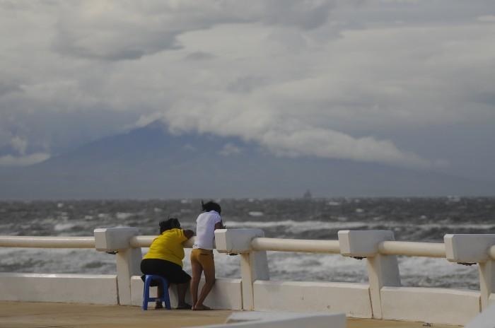 Alerta Gris para Veracruz debido al paso del Frente Frío 17 y 18