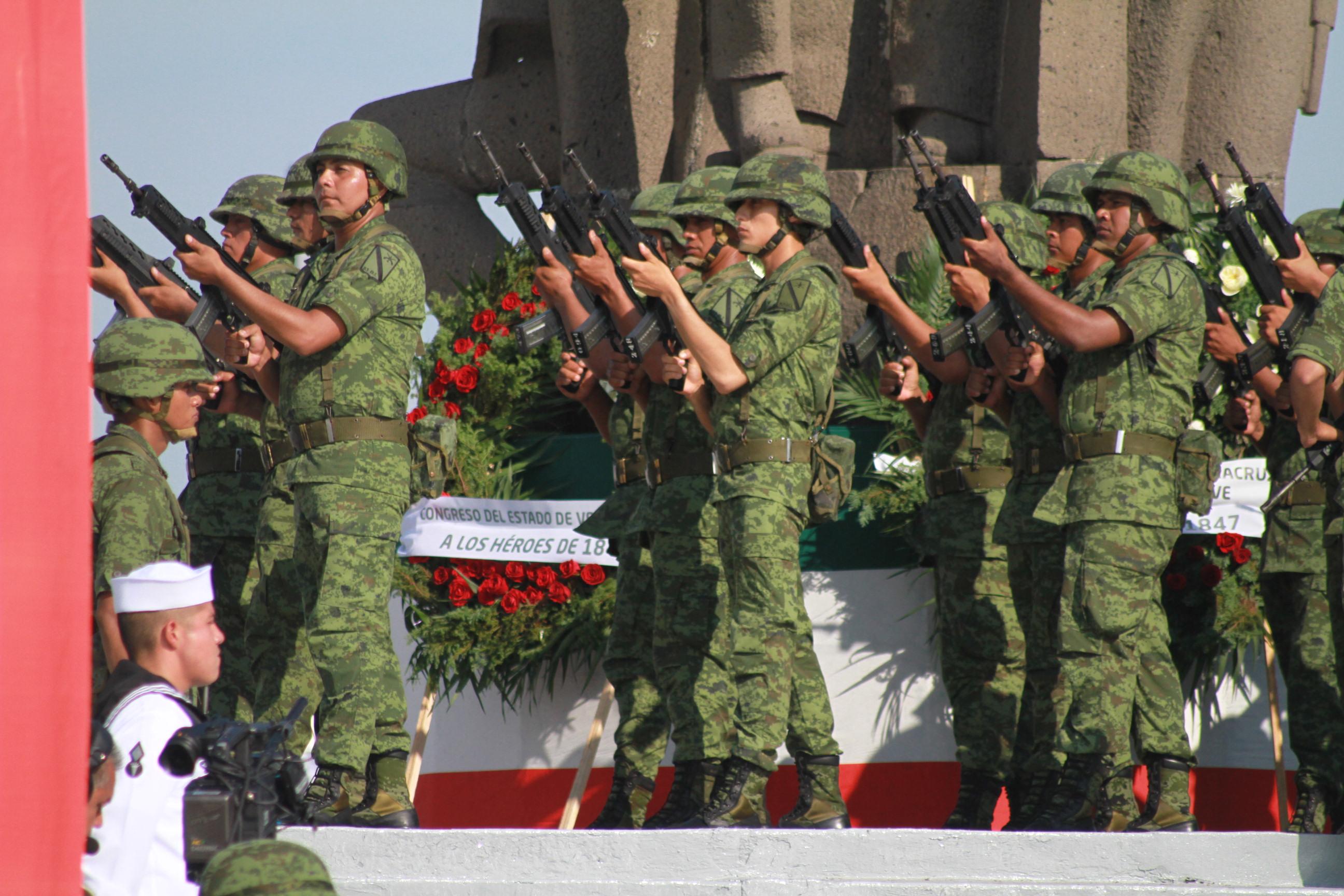 Llega la Guardia Nacional a Veracruz, despliegan 600 elementos