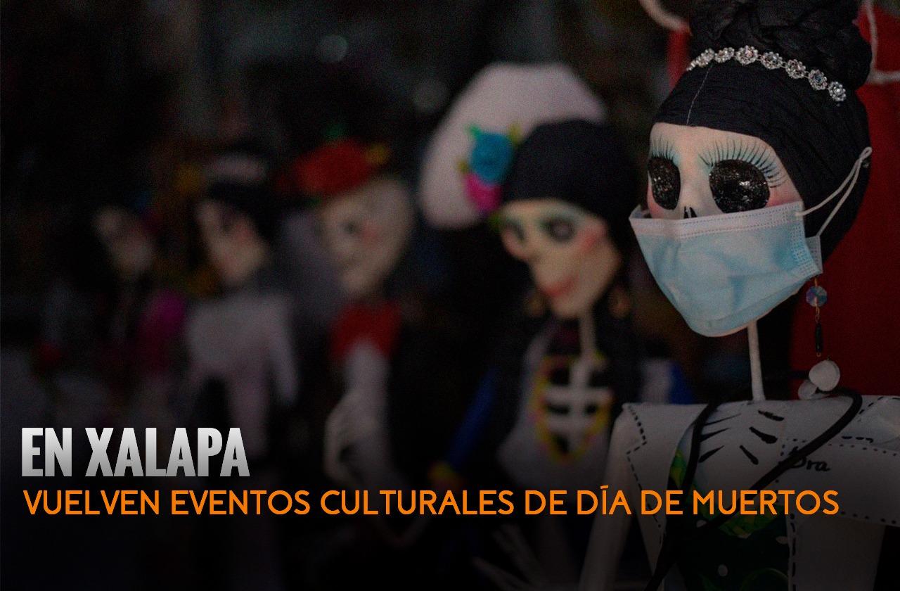 ¿'Días Santos' en Xalapa? Anímate a disfrutar de estos eventos