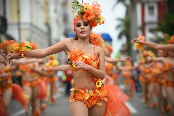 Suspenden primer desfile del Carnaval de Veracruz