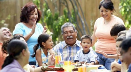 Celebramos el día de la familia en México