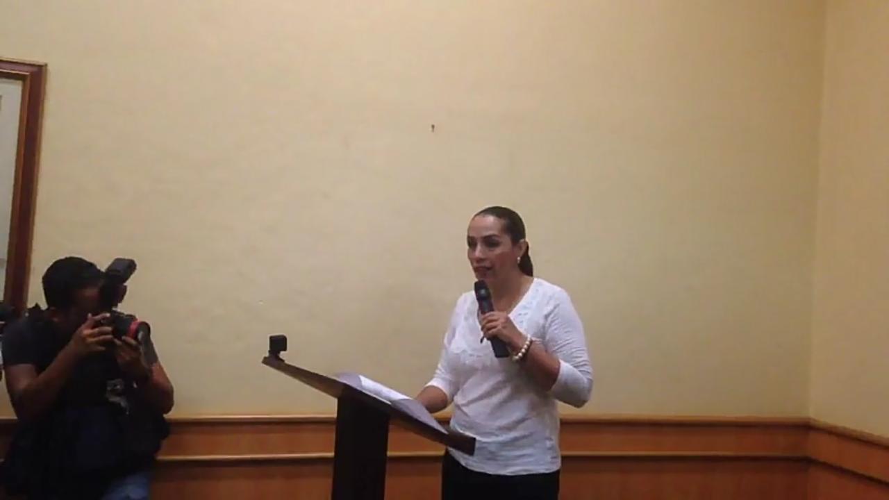 Hay amenazas de sembrar cuerpos en Bosques del Recuerdo: Cinthya Lobato