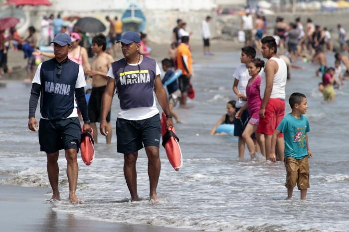 Cuatro personas ahogadas en Veracruz durante semana santa