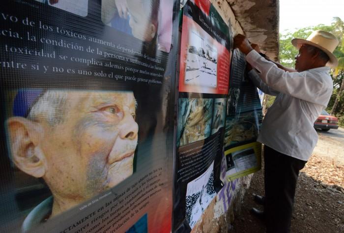 Mineras con proyectos de muerte deben irse: Ejidatario