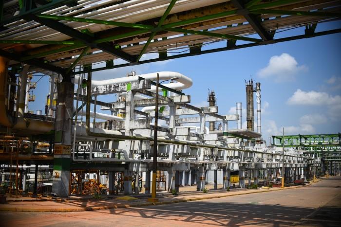 Tuvo la actividad industrial en abril su peor reducción desde 2013: Inegi