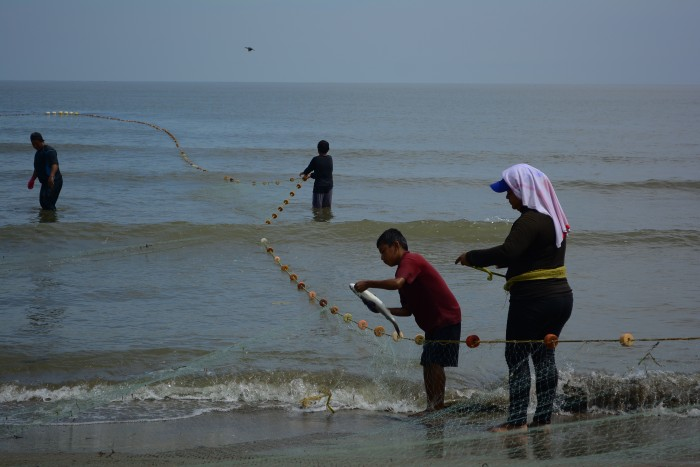 Desemboca en el mar 70 % de aguas residuales de Coatzacoalcos
