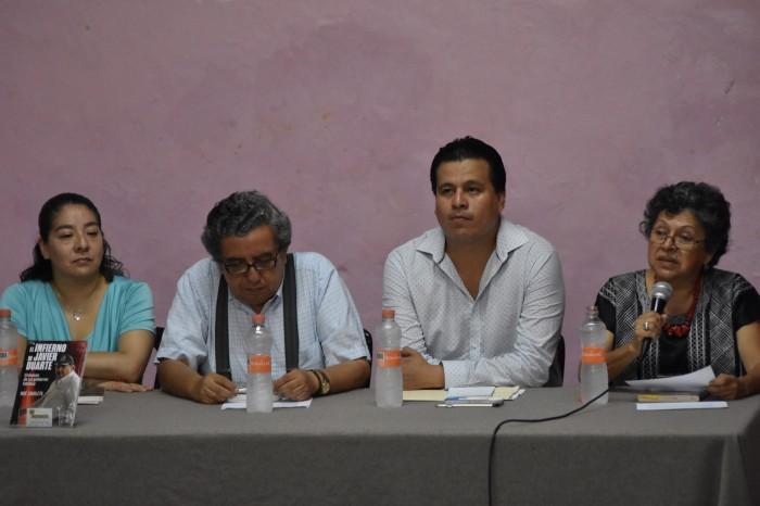 Aumentan las amenazas contra reportero Noé Zavaleta