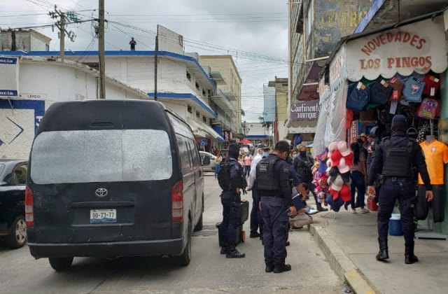 Con balazos, asesinan a hombre en Minatitlán a pleno mediodía