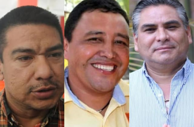 Fiscalía investiga a excandidatos por nexos con el narco: Cuitláhuac