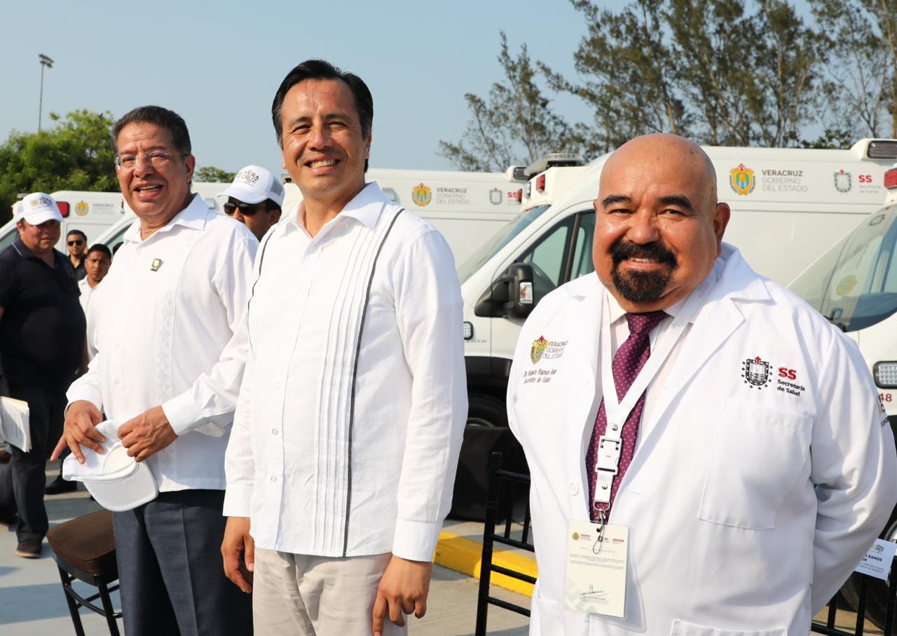 Desabasto de medicinas con Cuitláhuac casi al 50%: Morena