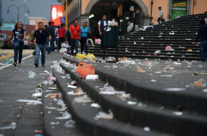 El 25 de diciembre se suspenderá el servicio de Limpia Pública en Xalapa