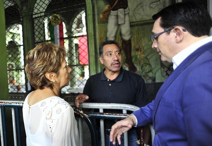 Consejo Directivo del IPE entregó la reserva técnica a Javier Duarte