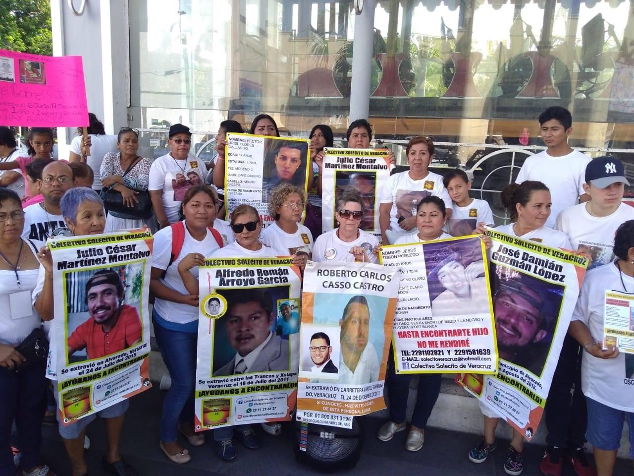 Mal augurio, cancelar foros de paz en Veracruz: Solecito
