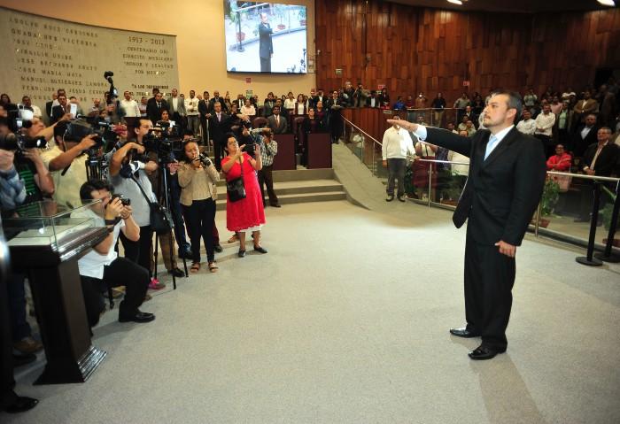 Juan José Rivera Castellanos, nuevo secretario General del Congreso