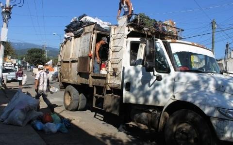 Empleados de Limpia Pública denuncian malas condiciones de trabajo