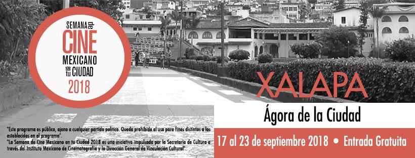 ¡Semana del Cine Mexicano en tu ciudad estará en Xalapa!