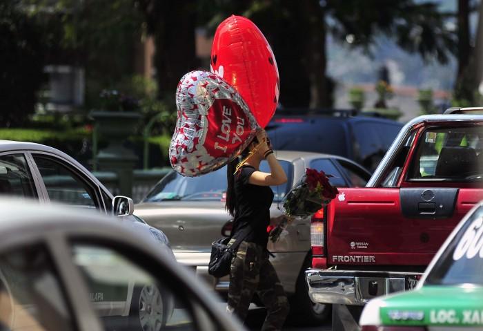 San Valentín, la industria del amor