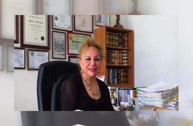 Magistrada Castañeda podría controvertir su retiro forzoso