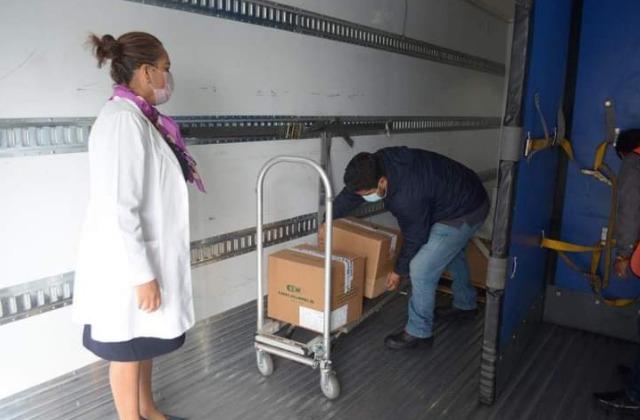 'Chaviza' del Puerto preparen el brazo; llegan vacunas para 18+