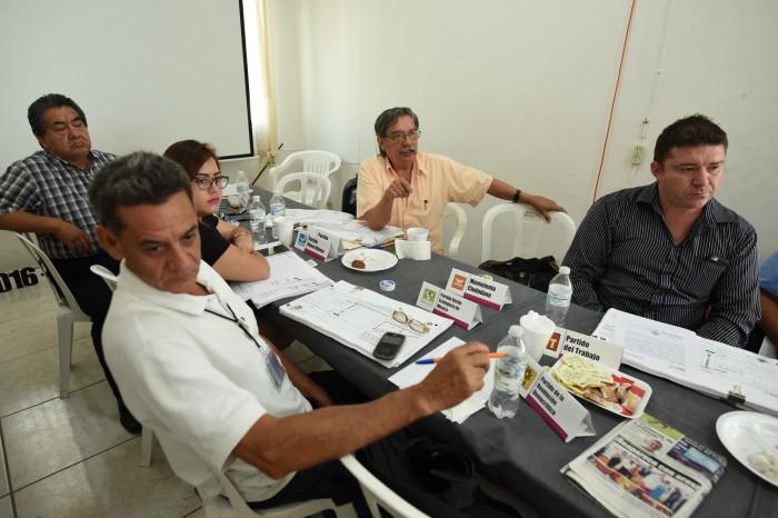 Concluye cómputo de la elección en 62 municipios de Veracruz
