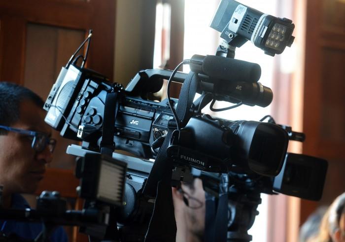 Periodistas veracruzanos denuncian ante PGR acoso cibernético