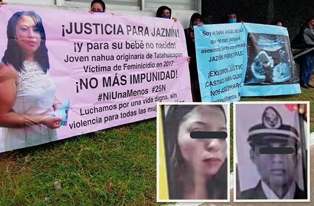 42 años de prisión a feminicidas de Jazmín Pérez Cruz
