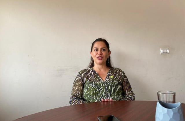 Yo, como empresaria, no invertiría en el Tren Ligero: Idheana Gómez