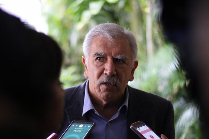Ragueb Chaín se apunta por la rectoría de la Universidad Veracruzana