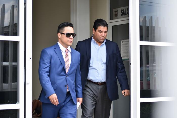 Amparo tiene detenida audiencia de Juicio contra Deantes por enriquecimiento ilícito