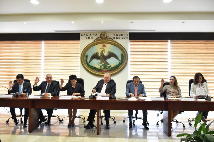 TSJE legitima a Sergio Hernández como presidente de la Jucopo