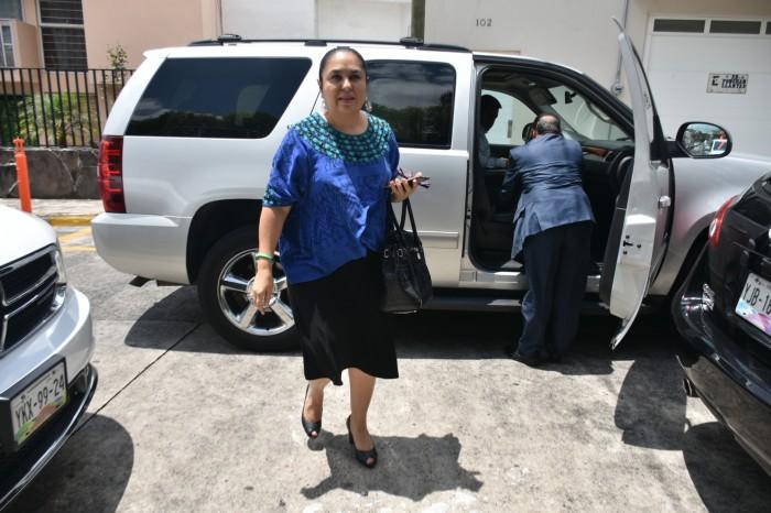 Hubo avances y metas pendientes de alcanzar para la UV: Sara Ladrón de Guevara