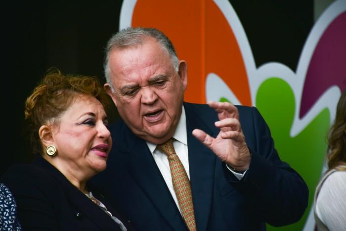 Edel Álvarez analiza reacomodo de empleados tras desaparición de juzgados