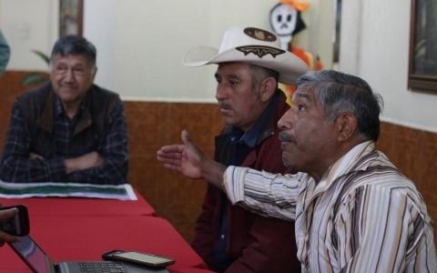 Ayuntamiento de Xalapa adeuda 750 mp a ejidatarios del Río Pixquiac