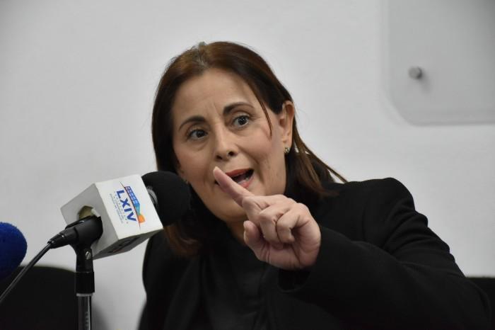 Esto fue lo que dijo la diputada de Morena antes de renunciar al partido