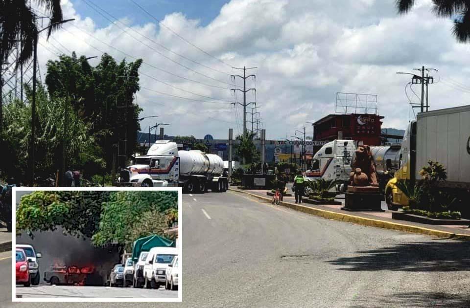 Detienen a cinco por 'racha' de violencia en Ixtac