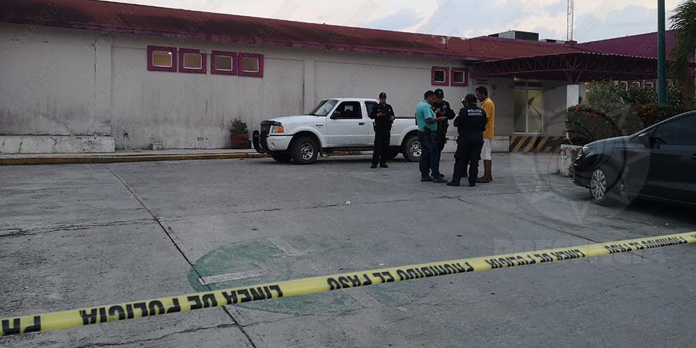 Atrapan a presuntos asesinos en hospital de Las Choapas