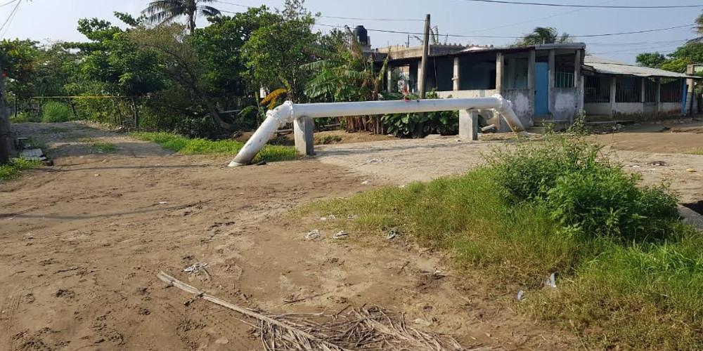 Hallan sin vida a hombre en colonia popular de Coatzacoalcos