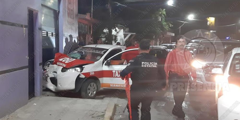 Taxista fue asesinado