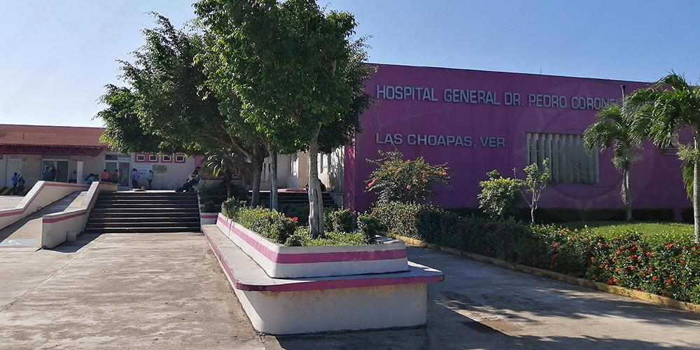 Hospitales del sur de Veracruz agonizan
