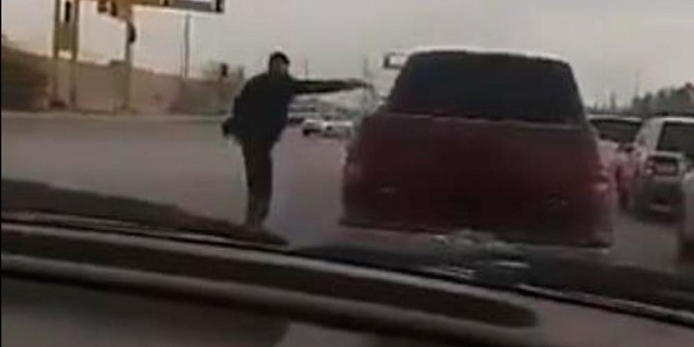 Homicidas de conductor graban asesinato