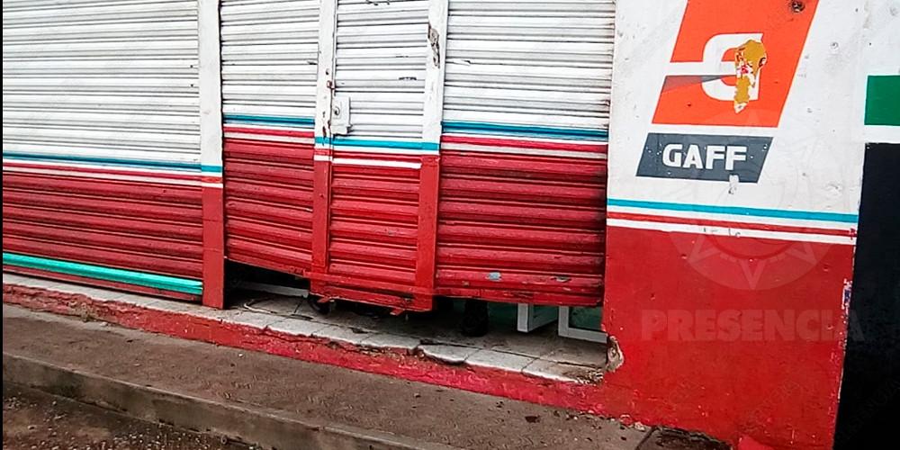 Policía Municipal frustra intento de cortinazo en Coatza