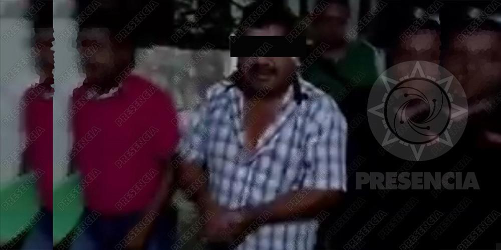 Detienen en Las Choapas a presunto líder de asaltantes