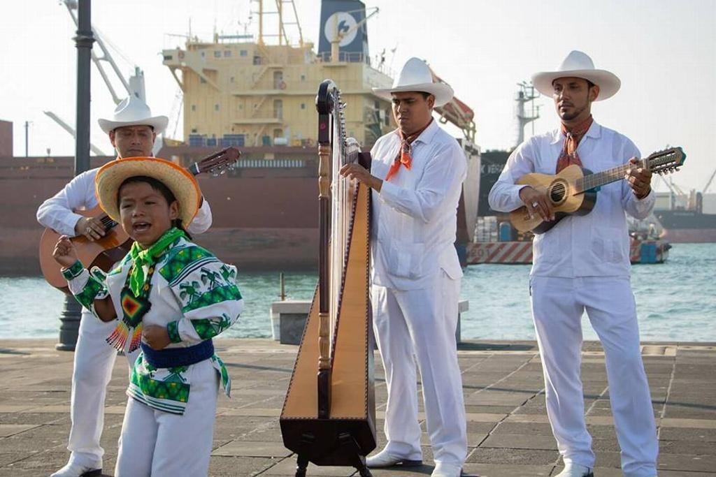 Yuawi estuvo en Veracruz, y ahora no pararás con el